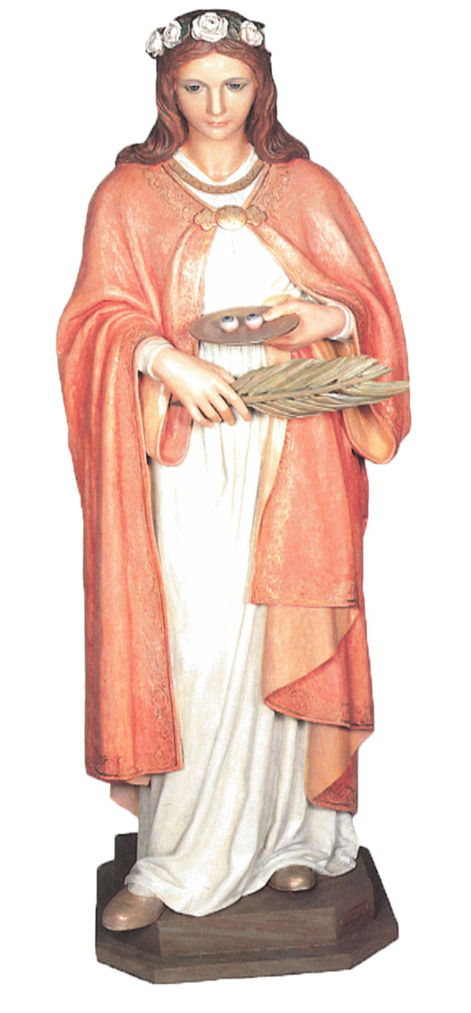 statua St. Lucia